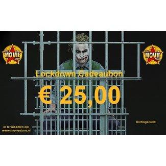 The Movie Store Lockdown Cadeaubon € 25,00