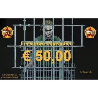 The Movie Store Lockdown Cadeaubon € 50,00