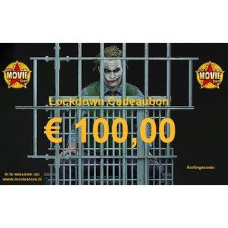 The Movie Store Lockdown Cadeaubon € 100,00
