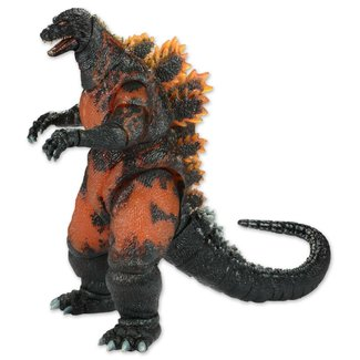 NECA  Godzilla Head to Tail Action Figure Classic 1995 Burning Godzilla 15 cm