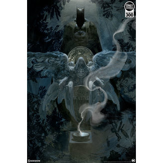 Sideshow Collectibles DC Comics Art Print The Birth of Batman 46 x 61 cm - unframed