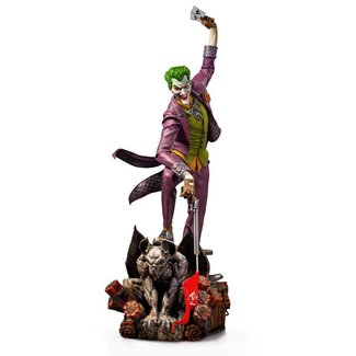 Iron Studios DC Comics Prime Scale Statue 1/3 The Joker by Ivan Reis 85 cm