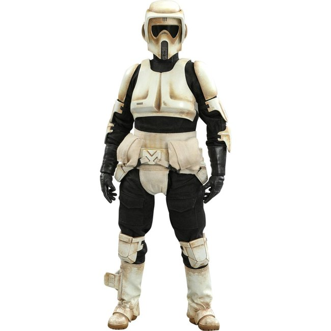 Hot Toys Star Wars The Mandalorian Action Figure 1/6 Scout Trooper 30 cm