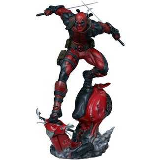 Sideshow Collectibles Marvel Premium Format Statue Deadpool 52 cm