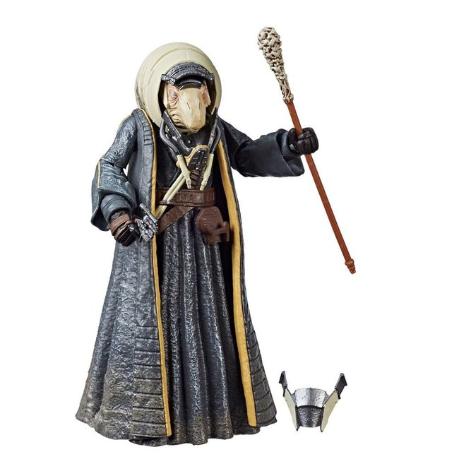 Hasbro Star Wars Solo Black Series Action Figure Moloch 15 cm
