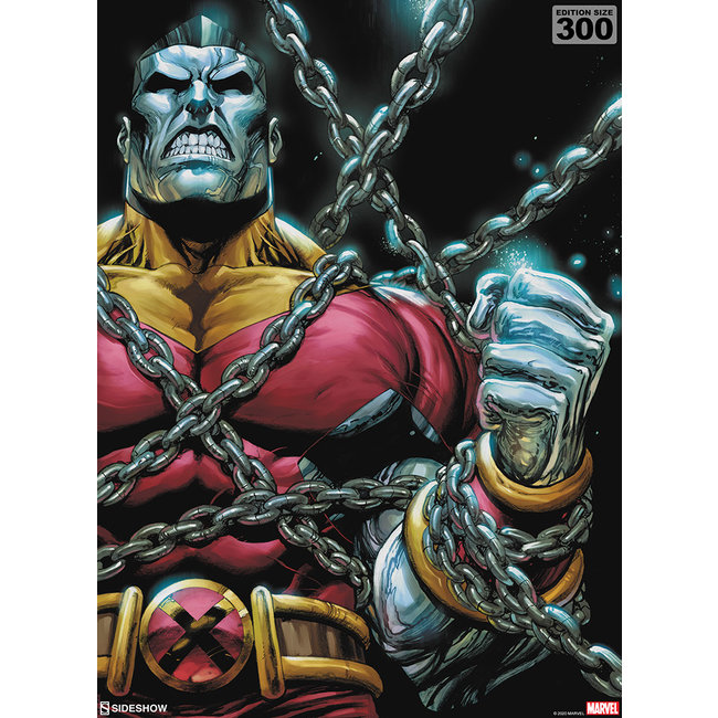 Sideshow Collectibles Marvel Art Print Colossus 46 x 61 cm - unframed