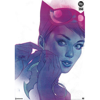 Sideshow Collectibles DC Comics Art Print Catwoman #7 46 x 61 cm - unframed