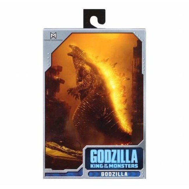 NECA  Godzilla: King of the Monsters 2019 Head to Tail Action Figure Godzilla Version 3 15 cm