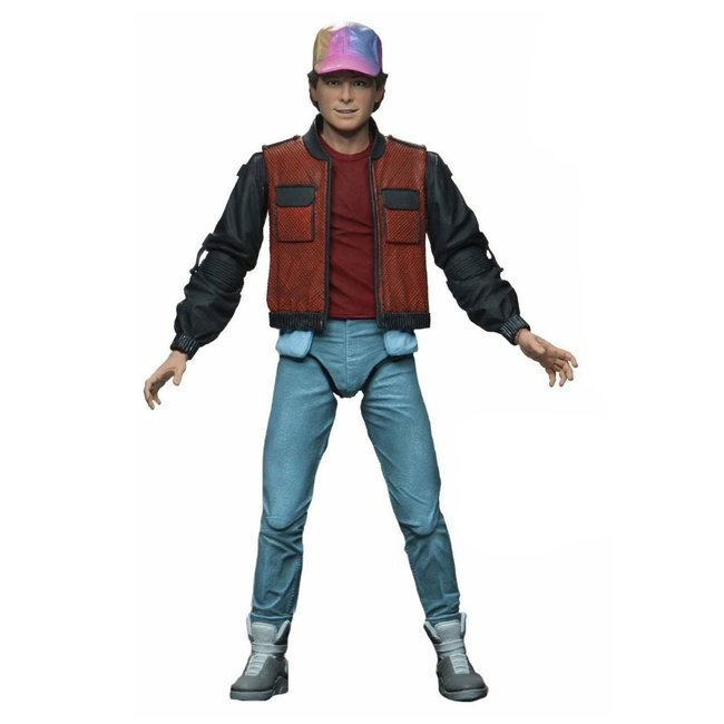 NECA  Back to the Future Part II Action Figure Ultimate Marty McFly 18 cm