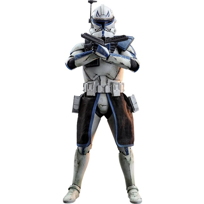 Hot Toys Star Wars The Clone Wars Action Figure 1/6 Captain Rex 30 cm
