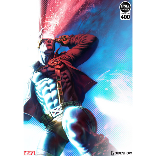 Sideshow Collectibles Marvel Art Print Cyclops 46 x 61 cm - unframed