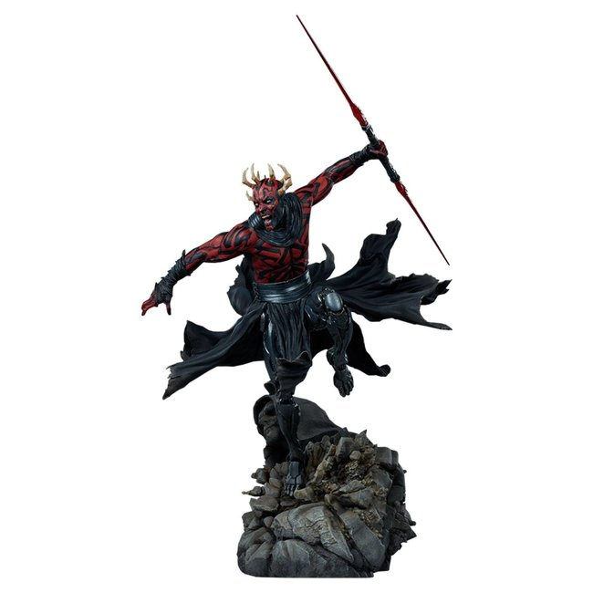 Sideshow Collectibles Star Wars Mythos Statue Darth Maul 60 cm