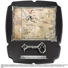 The Hobbit Replica 1/1 Thorin´s Map & Key Dlx