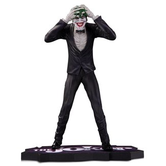 DC Collectibles The Joker, Clown Prince of Crime Statue The Joker by Brian Bolland 19 cm