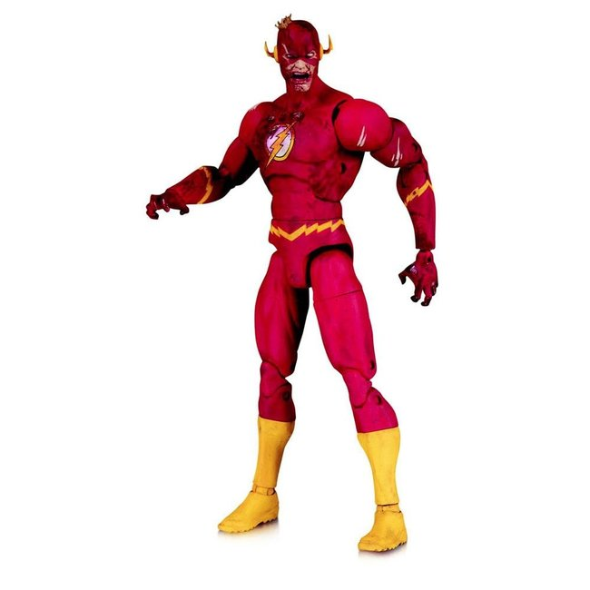 DC Collectibles DC Essentials Action Figure The Flash (DCeased) 18 cm