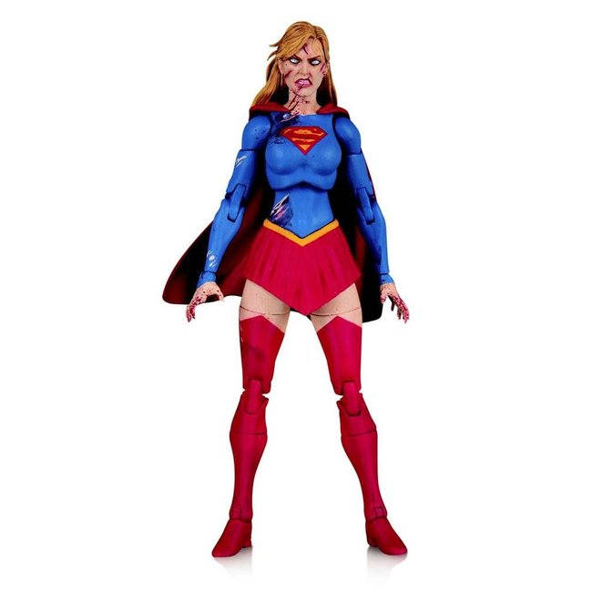 DC Collectibles DC Essentials Action Figure Supergirl (DCeased) 16 cm