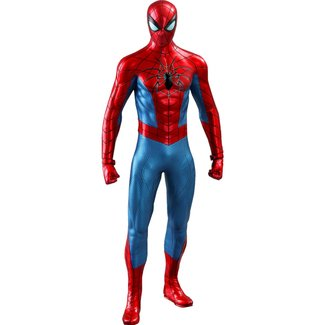 Marvel's Spider-Man Video Game Masterpiece Action Figure 1/6 Spider-Man (Spider Armor MK IV Suit)