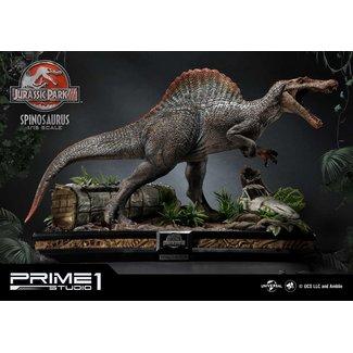 Prime 1 Studio Jurassic Park 3 Statue 1/15 Spinosaurus Bonus Version 79 cm