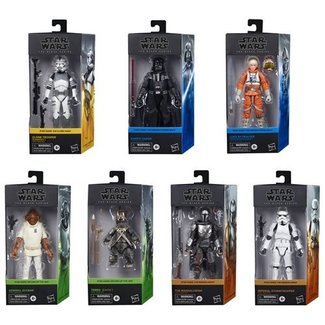 Hasbro Star Wars Black Series Action Figures 15 cm 2020 Wave 3 Assortment (7)