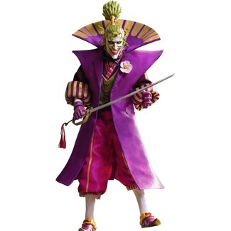 Star Ace Toys Batman Ninja My Favourite Movie Action Figure 1/6 Lord Joker 30 cm