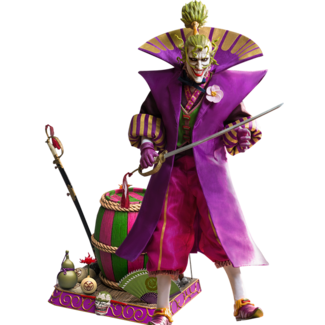 Star Ace Toys Batman Ninja My Favourite Movie Action Figure 1/6 Lord Joker Deluxe 30 cm