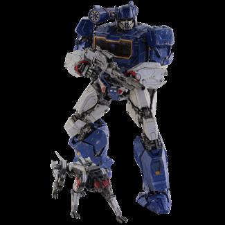 ThreeZero Transformers Bumblebee DLX Action Figure 2-Pack 1/6 Soundwave & Ravage 28 cm