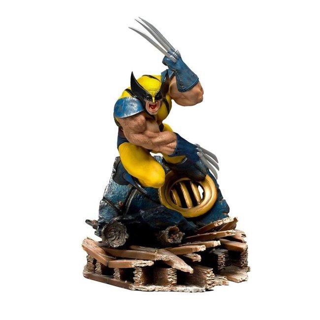 Iron Studios Marvel Comics BDS Art Scale Statue 1/10 Wolverine 22 cm