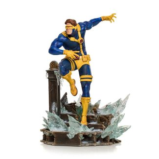 Iron Studios Marvel Comics BDS Art Scale Statue 1/10 Cyclops 22 cm