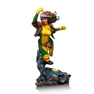 Iron Studios Marvel Comics BDS Art Scale Statue 1/10 Rogue 20 cm