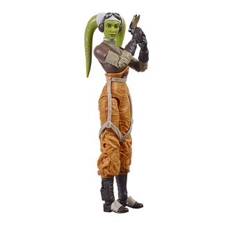 Hasbro Star Wars Rebels Black Series Action Figure Hera Syndulla 15 cm