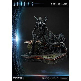 Prime 1 Studio Aliens Premium Masterline Series Statue Warrior Alien 67 cm