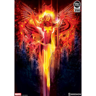 Sideshow Collectibles Marvel Art Print Dark Phoenix 46 x 61 cm - unframed