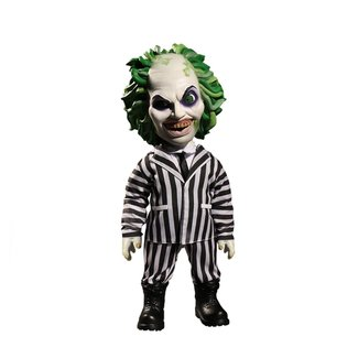 Mezco Toys Beetlejuice MDS Mega Scale Talking Action Figure Beetlejuice 38 cm