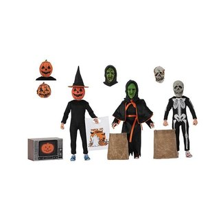 NECA  Halloween III: Season of the Witch Retro Action Figure 3-Pack Kids 15 cm