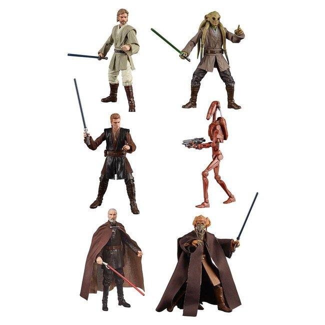 Hasbro Star Wars Black Series Action Figures 15 cm 2020 Wave 2 Assortment (6)