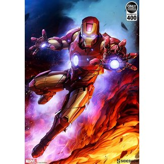 Sideshow Collectibles Marvel Art Print Iron Man 46 x 61 cm - unframed
