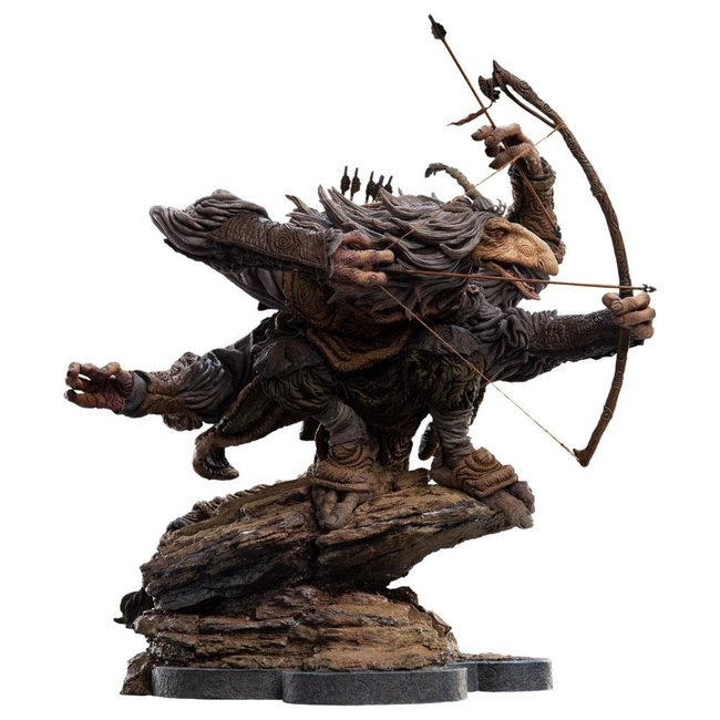 Weta Workshop The Dark Crystal: Age of Resistance Statue 1/6 UrVa the Archer Mystic 54 cm