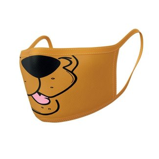 Pyramid International Scooby-Doo Face Masks 2-Pack Mouth