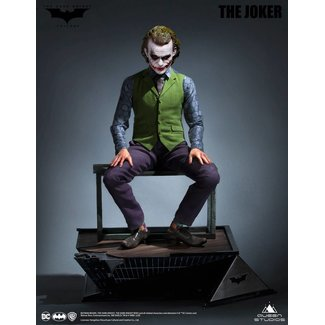 Queen Studios The Dark Knight Statue 1/3 Heath Ledger Joker 52 cm