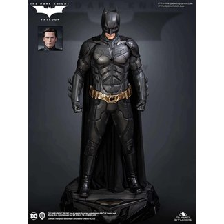 Queen Studios The Dark Knight Statue 1/3 Batman Deluxe Edition 68 cm