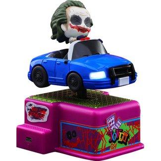 Hot Toys Batman The Dark Knight CosRider Mini Figure with Sound & Light Up The Joker 13 cm