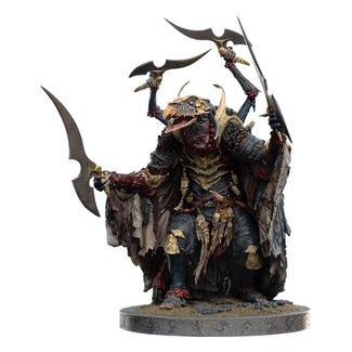 Weta Workshop The Dark Crystal: Age of Resistance Statue 1/6 SkekMal The Hunter Skeksis 40 cm