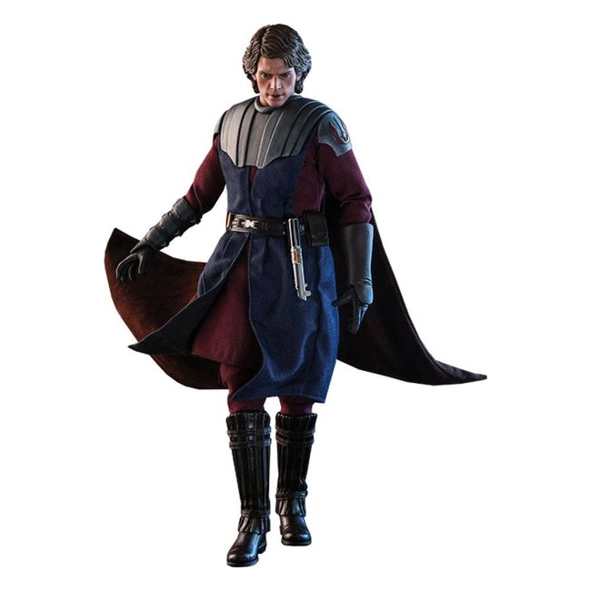 Hot Toys Star Wars The Clone Wars Action Figure 1/6 Anakin Skywalker 31 cm