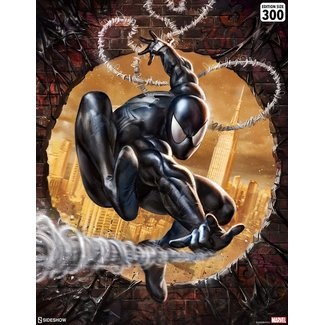 Sideshow Collectibles Marvel Art Print The Amazing Spider-Man: #300 Tribute 46 x 61 cm - unframed