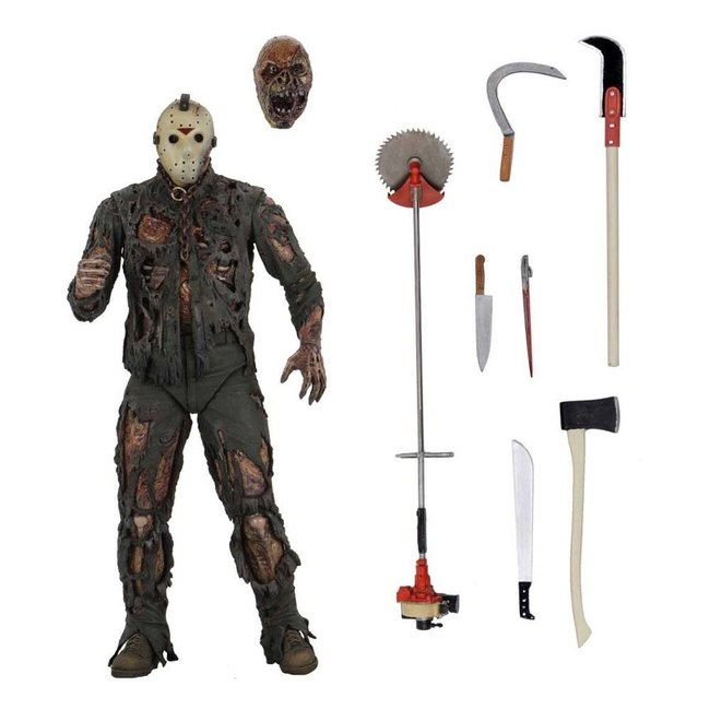 NECA Friday the 13th Part 7 Action Figure Ultimate Jason 18 cm