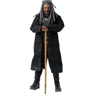 ThreeZero The Walking Dead Action Figure 1/6 King Ezekiel 30 cm