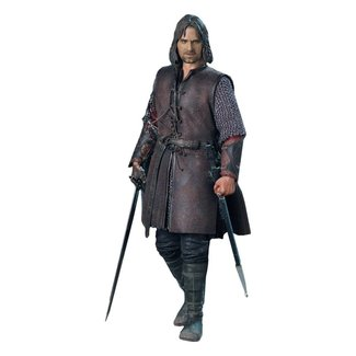 Asmus Toys Lord of the Rings Action Figure 1/6 Aragorn at Helm's Deep 30 cm