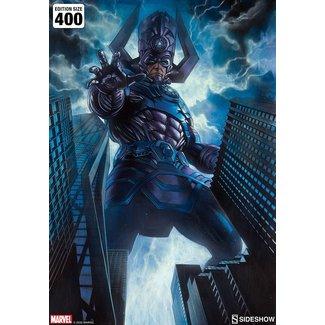 Sideshow Collectibles Marvel Art Print Galactus 46 x 61 cm - unframed