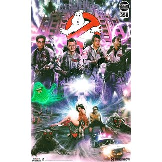 Sideshow Collectibles Ghostbusters Art Print Ghostbusters 46 x 61 cm - unframed