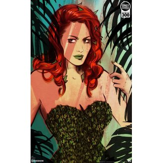 Sideshow Collectibles DC Comics Art Print Poison Ivy 43 x 64 cm - unframed